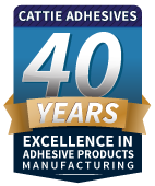 40 years excellence in adhesive products manufacturing
